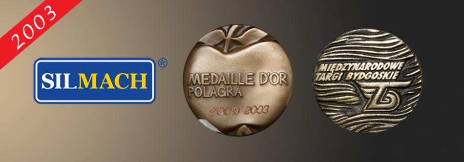 MEDALE - POLAGRA